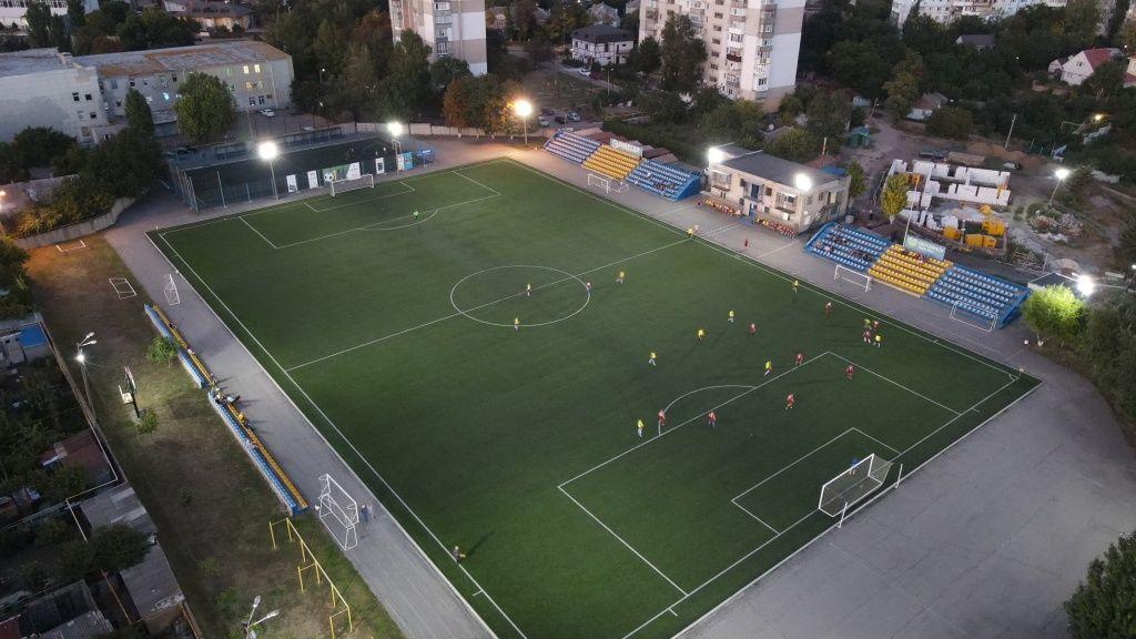 В следующие выходные в Бердянске стартует зимнее первенство по футболу