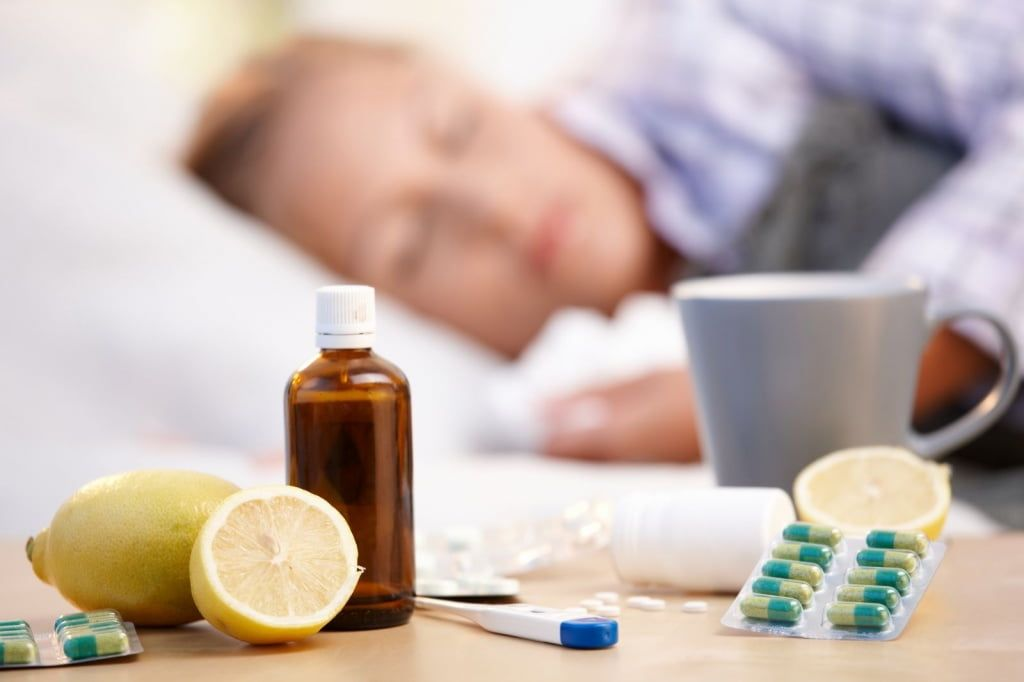 ВЗапорожье грипп закрыл школы накарантин