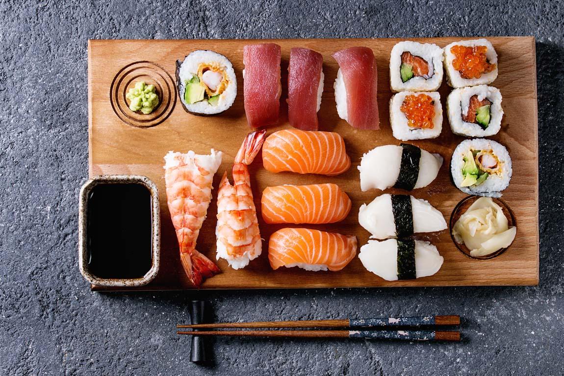 Лайфхаки как всегда выбирать вкусные суши в Днепре - Полезно знать - Статьи