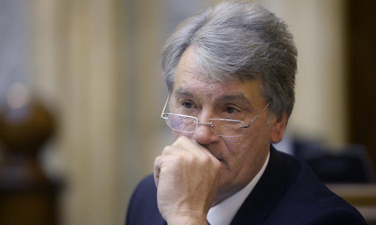 Ющенко заявил, что при нем Крым осталсябы сУкраиной