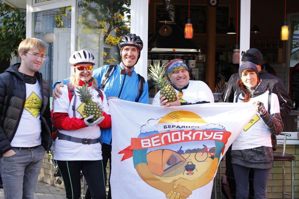 «Bike to Work»: Як жителі Бердянська їдуть на роботу на велосипеді