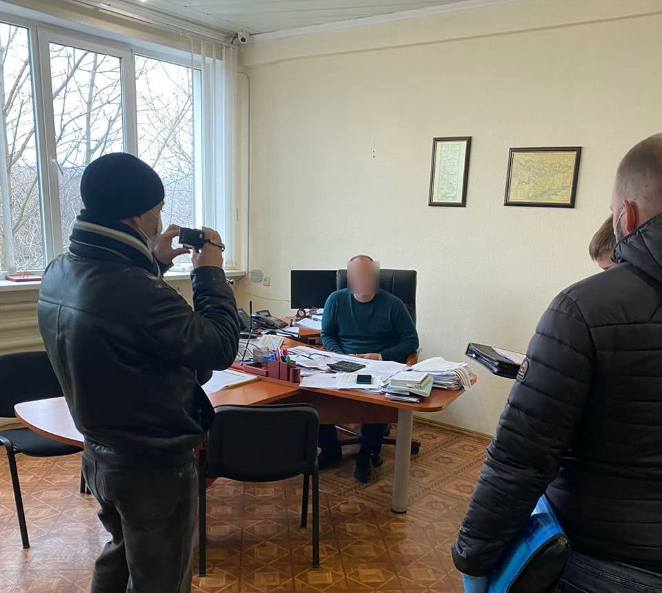 Взятка в бердянском управлении «Запорожгаза». Вымогатель задержан (обновлено)