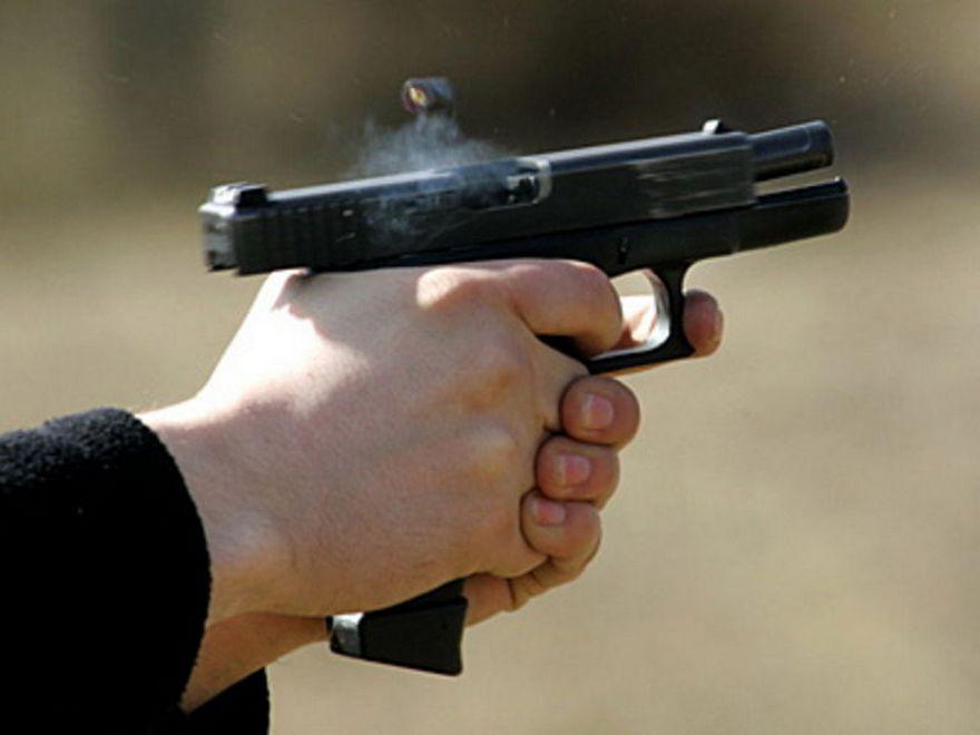 Бердянец устроил стрельбу из пугача в районе ПНД