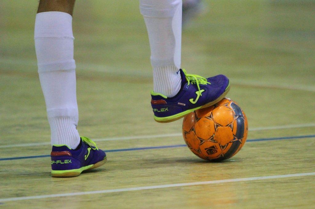Жеребьевка мини-футбольного турнира команд микрорайонов