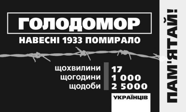Просьба Рады признать голодомор геноцидом направлена против Российской Федерации — Историк