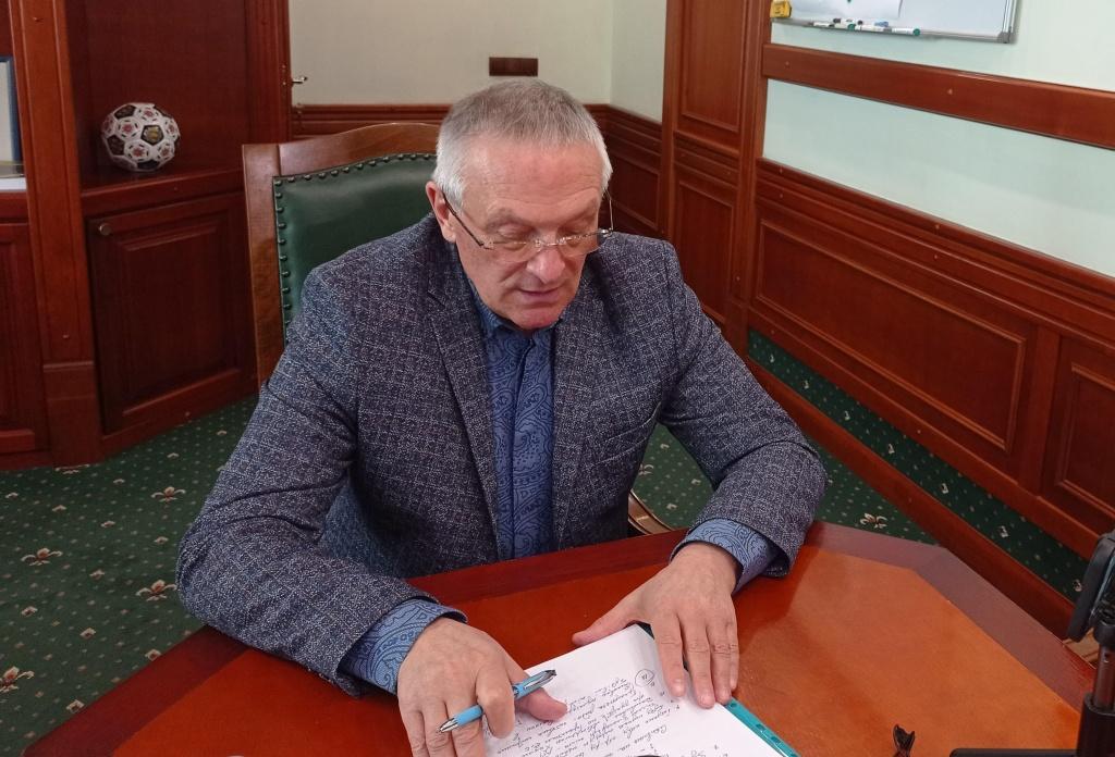 Валерий Баранов о трех месяцах работы: «Плюс – открытость и публичность, минус – конфликты с горсоветом»