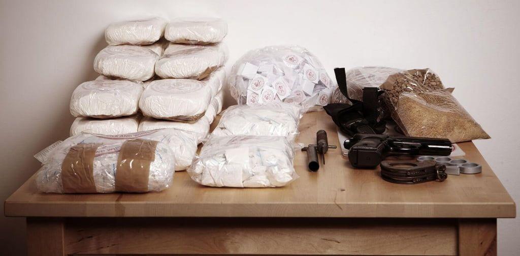 У Бердянську викрили групу наркоторговців з 7 чоловік