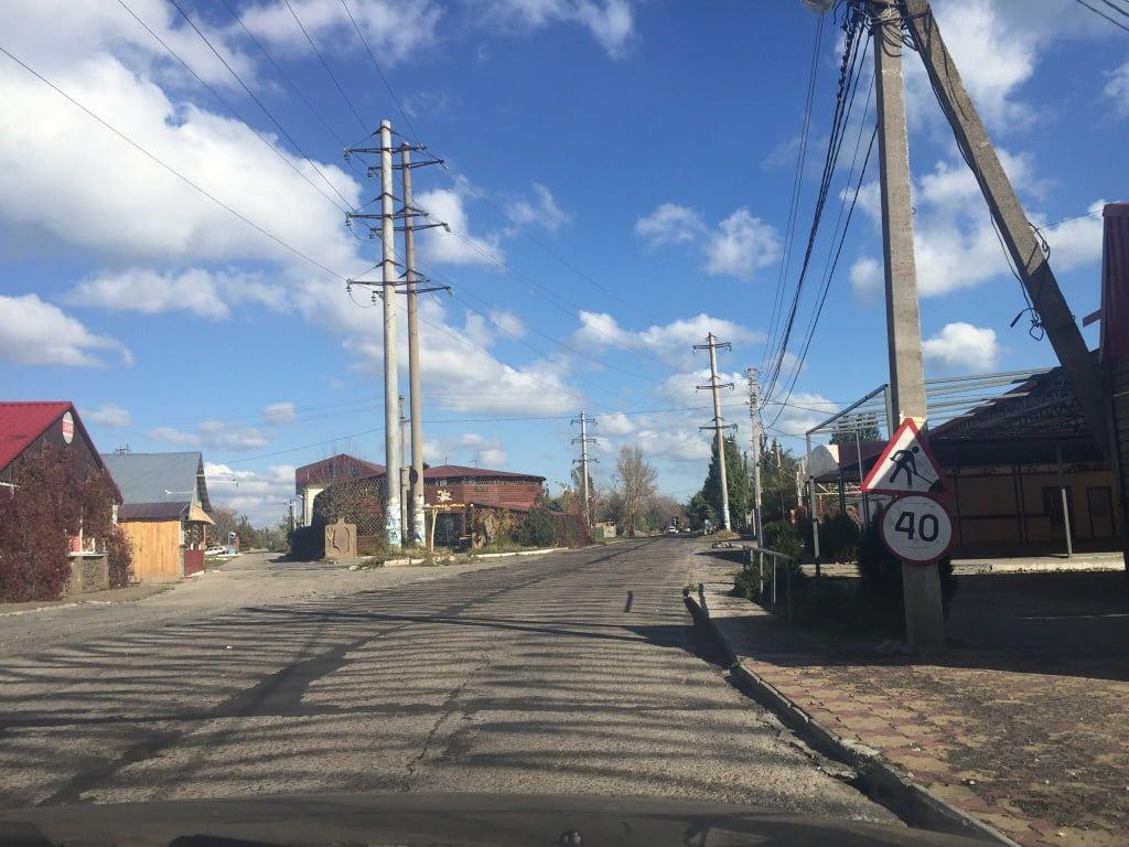 Реконструкция дороги на Бердянскую косу продолжается: первые результаты и проектная стоимость