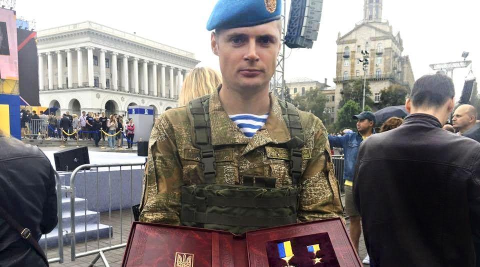 Герою України Валерію Чибінєєву пропонується присвоїти звання Почесний громадянин Бердянська