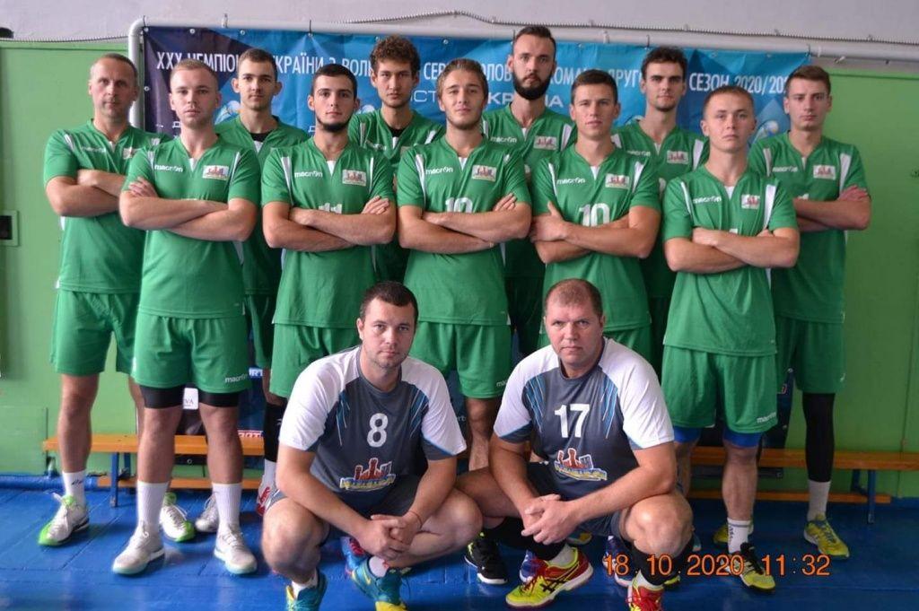 Волейболисты «Бердянск-БГПУ» стартовали в чемпионате Украины с двух побед