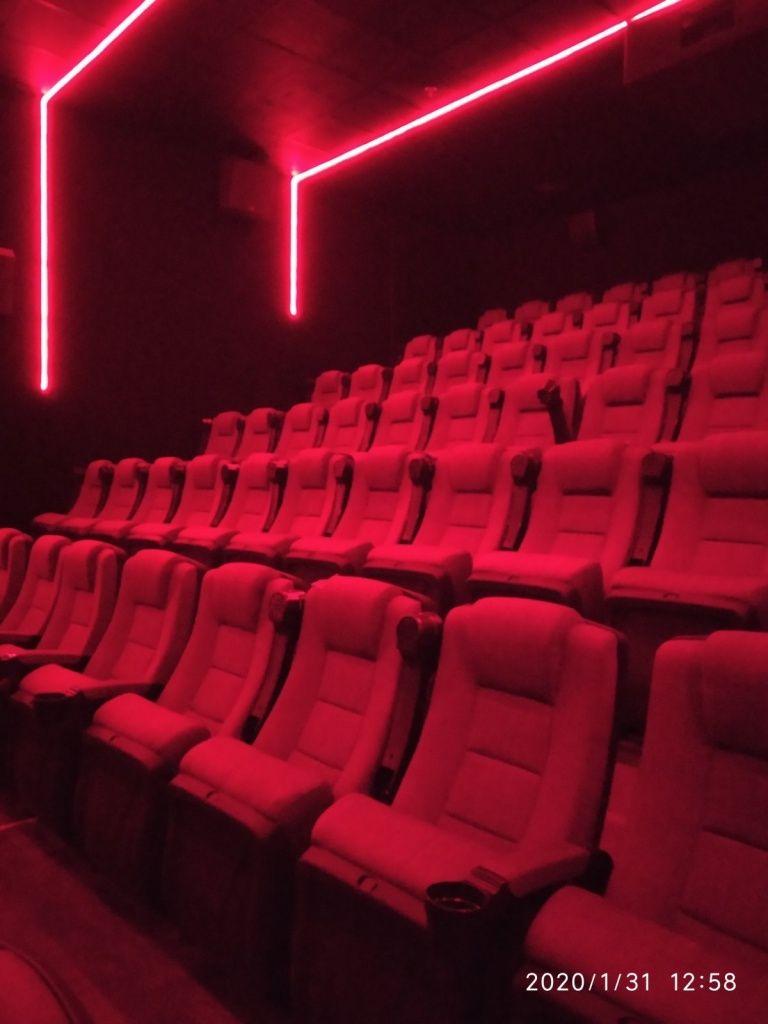 Завтра в Бердянске открывается кинотеатр «Blockbuster Cinema»