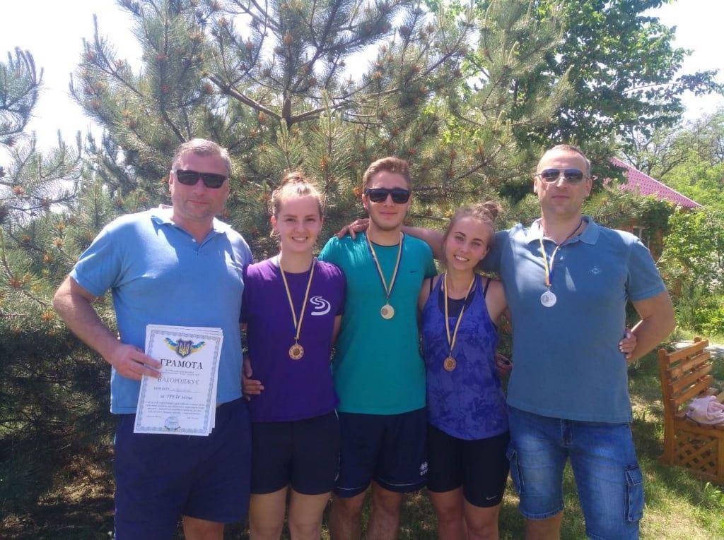 Бердянцы в призах областной спартакиады по пляжному волейболу и турниру «Здоровая молодежь - здоровая нация»