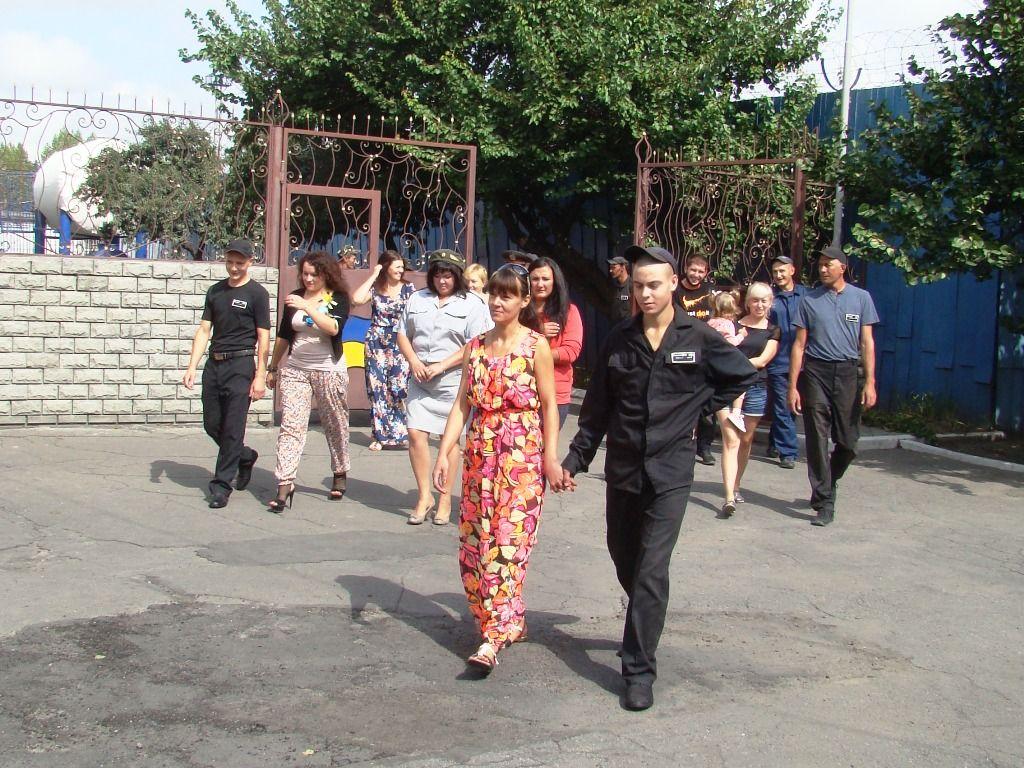 День відкритих дверей в Бердянській ВК (№77)