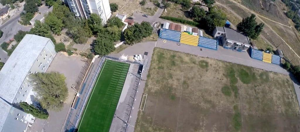 Чемпионат Бердянска по футболу. Тур №9