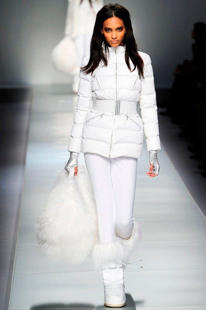 Модная Женская Одежда Зима