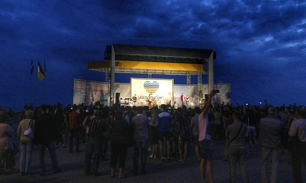 Святкові концерти до Дня незалежності та Дня міста обійшлись бюджету в мільйон гривень