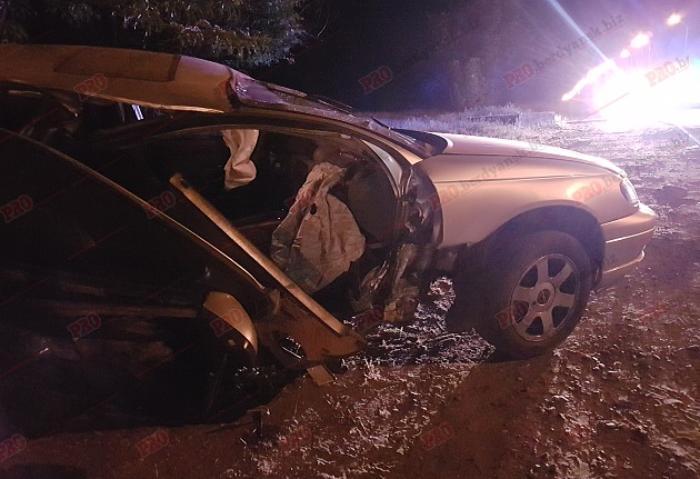 Покалечил пассажира и удрал: в Бердянске разыскивают виновника ночного ДТП