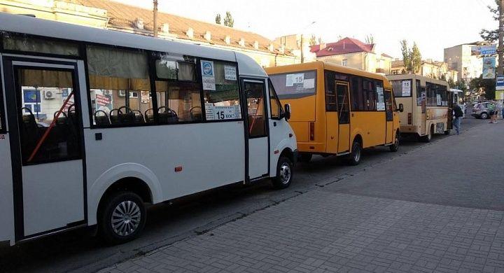 Вечірній розклад автобусів на День незалежності
