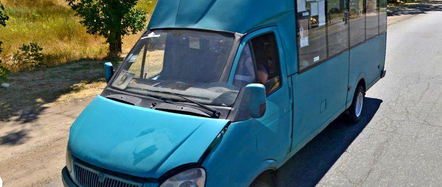 В Бердянске выявлена одна маршрутка, перевозившая более 10 человек