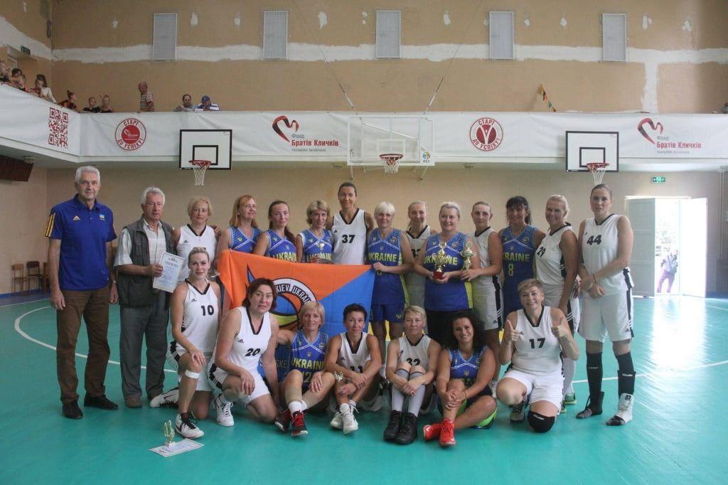 Украинские топ-баскетболистки прошлых лет разыграют в Бердянске Кубок Лизогуба