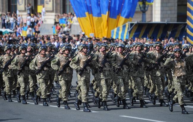 Завремя войны сРоссией Сухопутные войска Украины возросли втрое,— Полторак