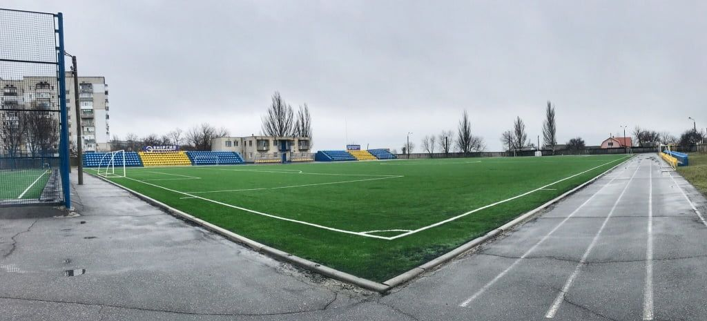 «Берти-Молния-Відродження» берет суперкубок Бердянска по футболу