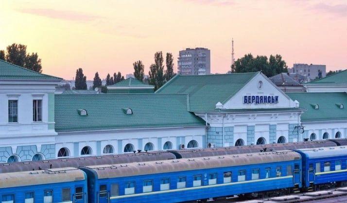 «Укрзализниця» відновлює поїзд «Бердянськ-Київ»