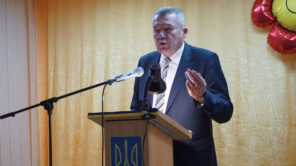 Владимир Чепурной отчитался перед жителями Военного городка