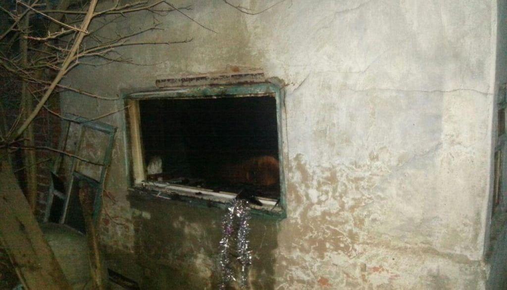 В Бердянську внаслідок пожежі загинув чоловік