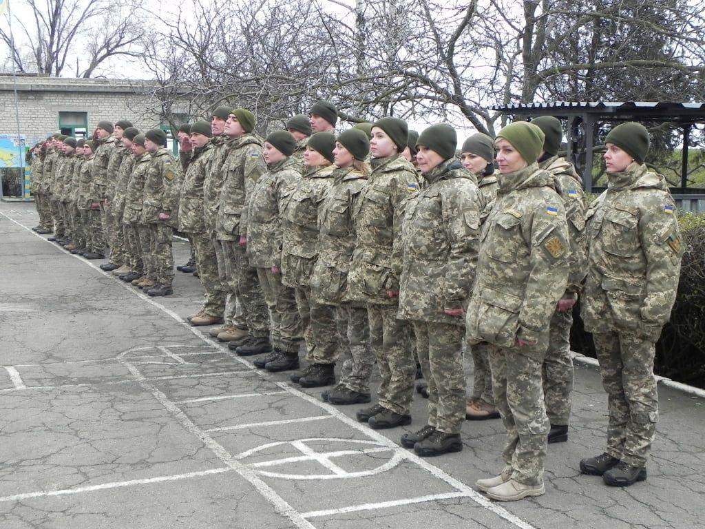Бердянських військовослужбовців привітали із Днем Збройних Сил України