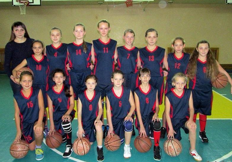 Сегодня в ДЮСШ им. Назарова стартует тур Всеукраинской баскетбольной лиги U-14