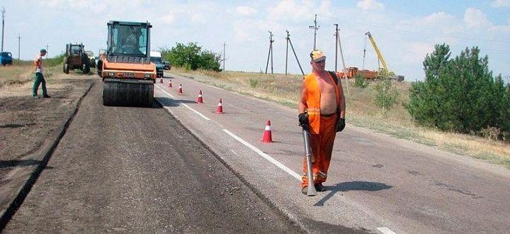 «Облавтодор» делает новую попытку отремонтировать дорогу на Бердянск. Никто не против?