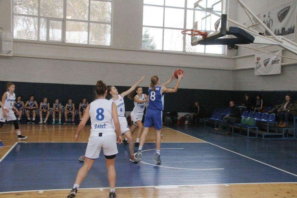 «Чайка-ДЮСШ» прошла Днепр в 1/8 Кубка Украины по баскетболу