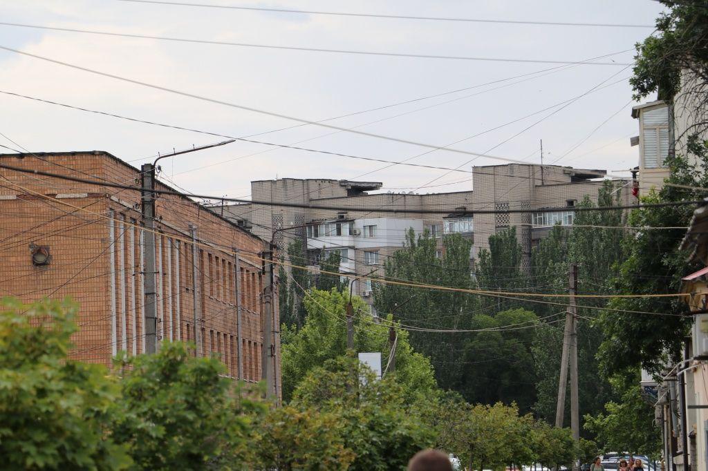 Заплановані поточні ремонти в Бердянську