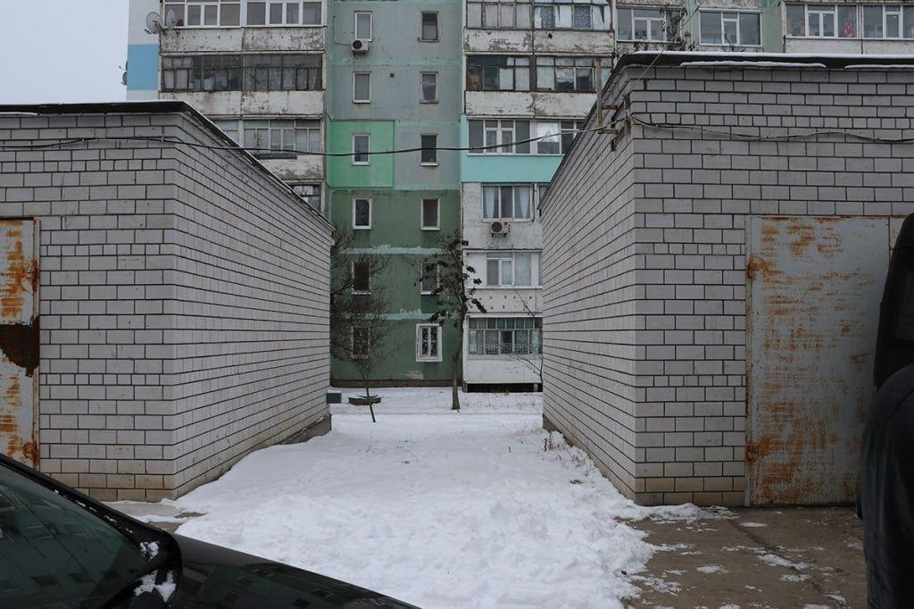 Земля під капітальний гараж – по вул. Північній підприємливий бердянець знайшов місце під капітальну споруду