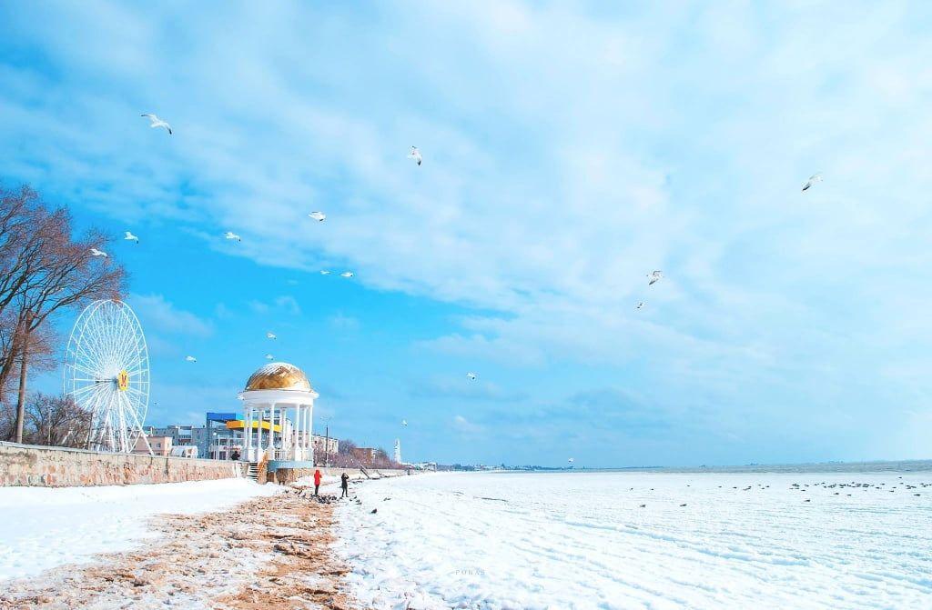 Теплая зима. Средняя температура февраля почти на два градуса превысила норму