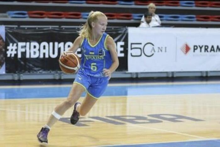 Вероника Космач приносит Украине победу над Македонией в стартовом матче Евро-2017