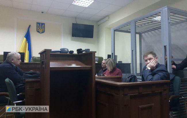 Суд продлил арест подозреваемому в убийстве Олешко