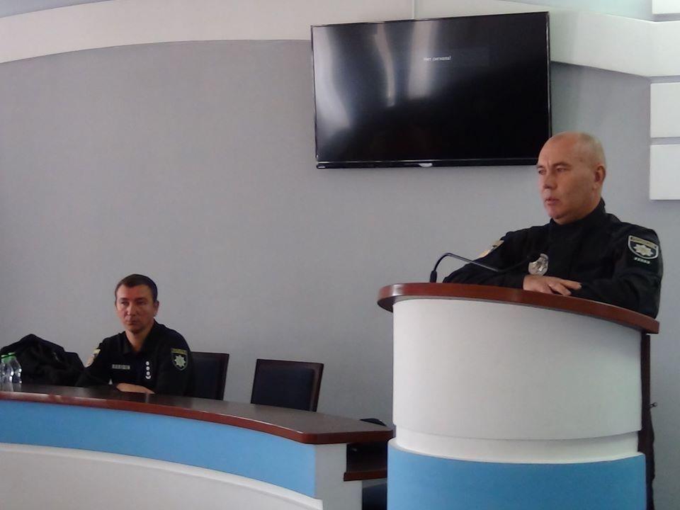 Начальник Бердянського відділу поліції провів робочі зустрічі з підприємцями міста Бердянська і керівниками фермерських господарств Бердянського району.