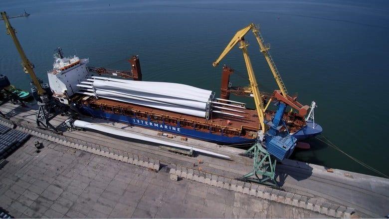 Между Бердянском и Приморском до конца года установят 26 ветряков высотой более 100 метров каждый и общей стоимостью в 90 млн евро