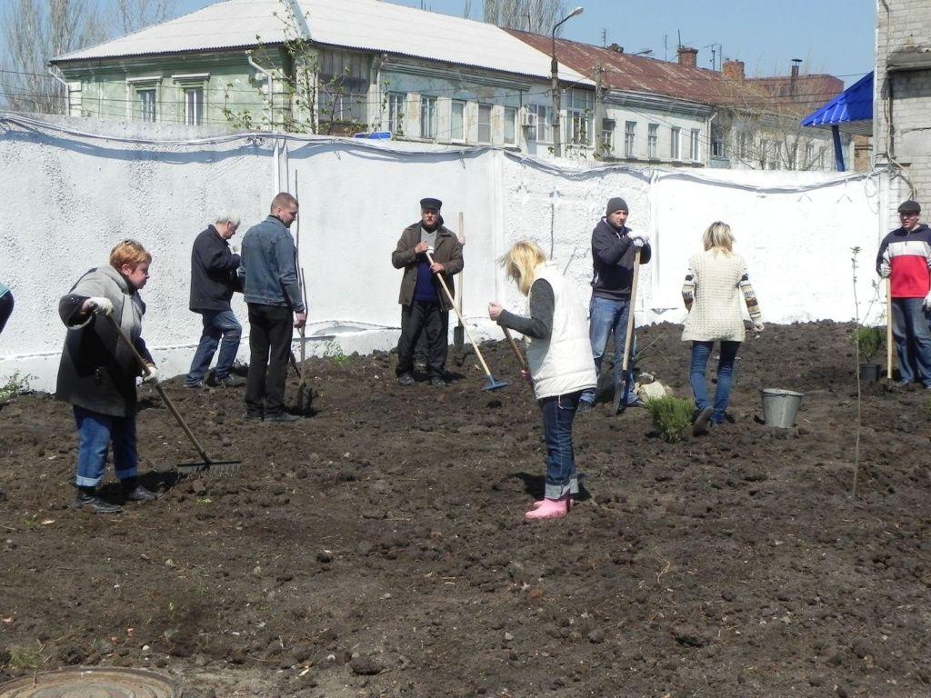 З 18 березня в Бердянську стартують суботники