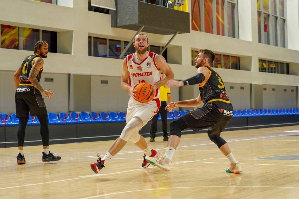 Баскетболист из Бердянска Александр Беликов помог сборной Украины выйти на Евро-2022