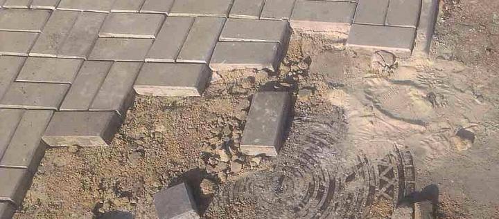 Відремонтують 6 доріг і 6 тротуарів