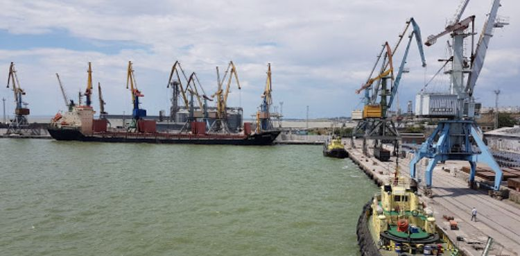 В Бердянском порту новый руководитель