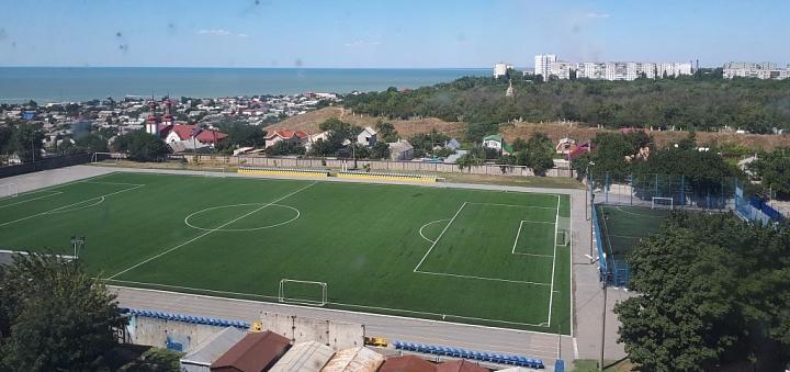 Чемпионат Бердянска по футболу. Тур №18