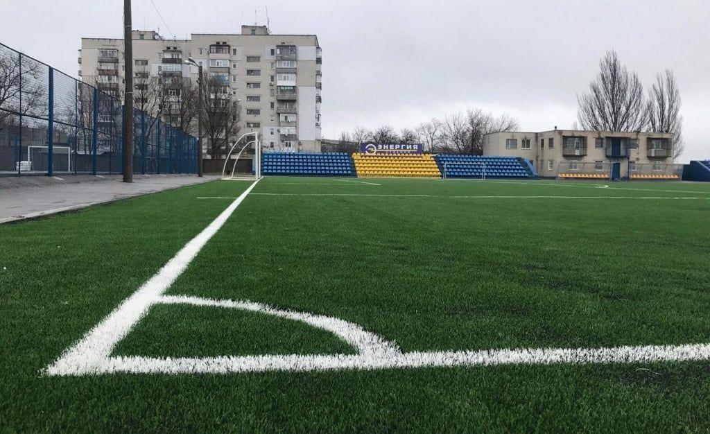 Календарь первого этапа Чемпионата Бердянска по футболу – 2017