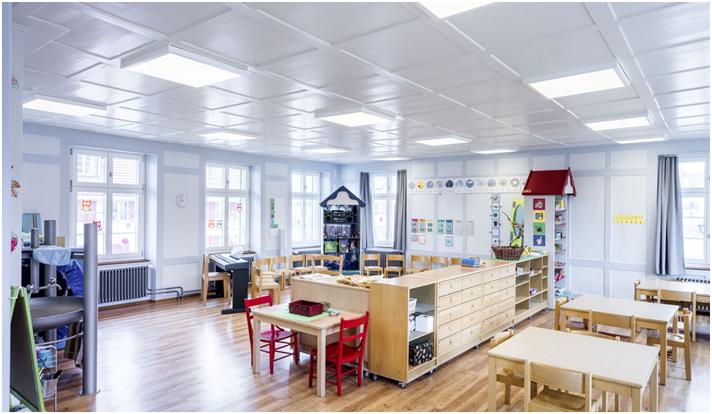 В усіх дитячих садочках міста відремонтують зовнішнє освітлення