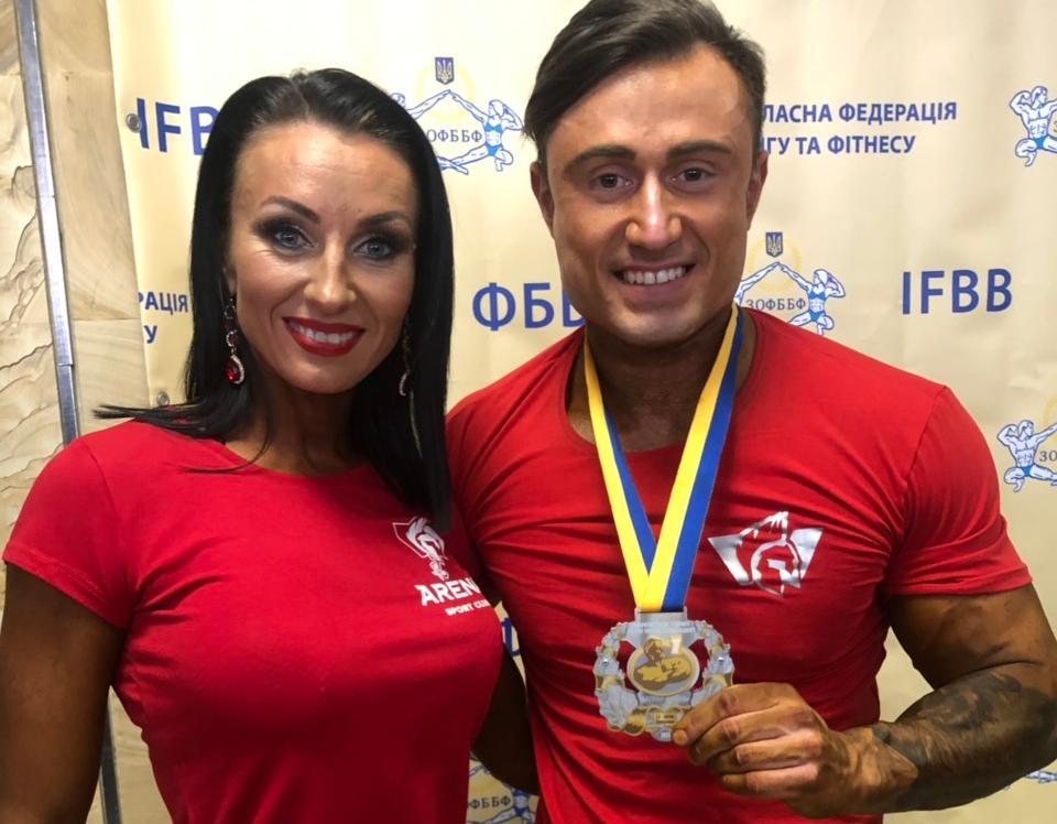 Алексей Якущенко из Бердянска выиграл Кубок Восточного региона Украины по бодибилдингу