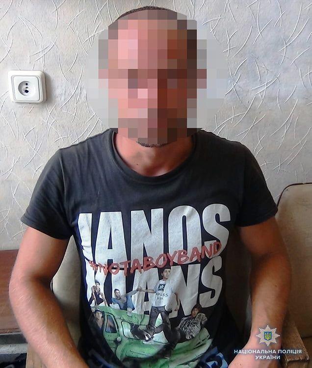Поліцейські групи швидкого реагування оперативно затримали грабіжників в Бердянську
