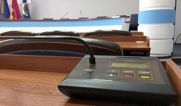 Призначена тридцять третя сесія міської ради VIІ скликання